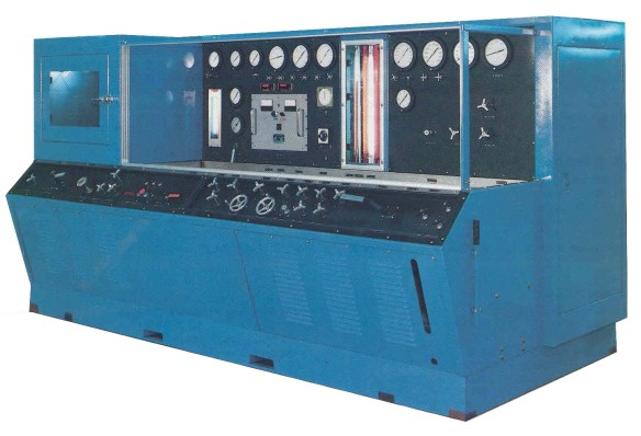AIRCRAFT COMPONENTS TEST BENCHES