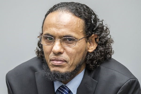 The International Criminal Court on Tuesday sentenced Malian jihadist Ahmad al-Faqi al-Mahdi to nine years in jail for razing Timbuktu's fabled shrines, in a landmark judgement experts hope will help safeguard the world's ancient monuments. AFP PHOTO