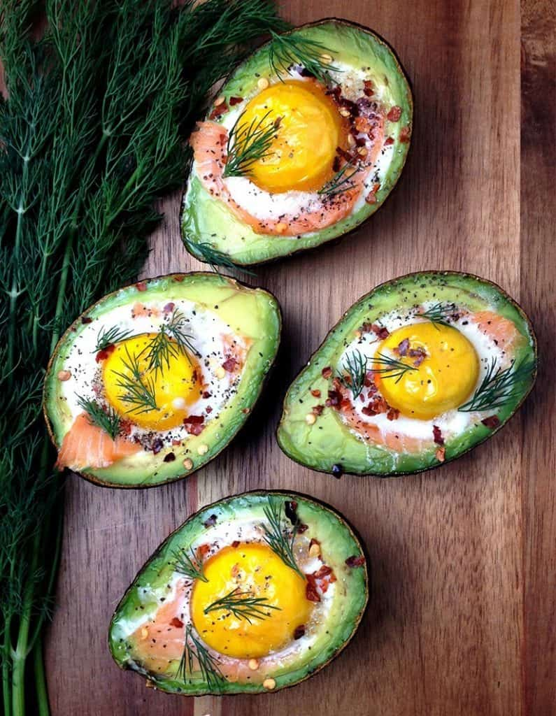 the perfect avo and eggs recipe for those mornings when you have a bit more time to sit down and enjoy breakfast.