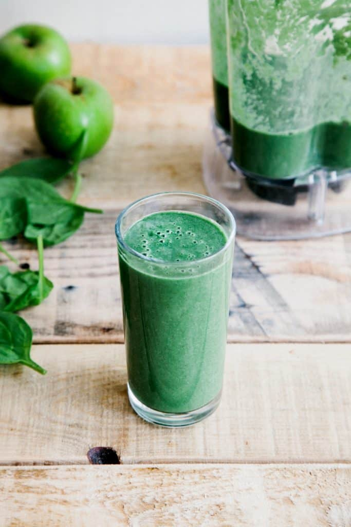 This tastes better than it looks,  its a low carb high protein breakfast green smoothie recipe packed full of goodness.