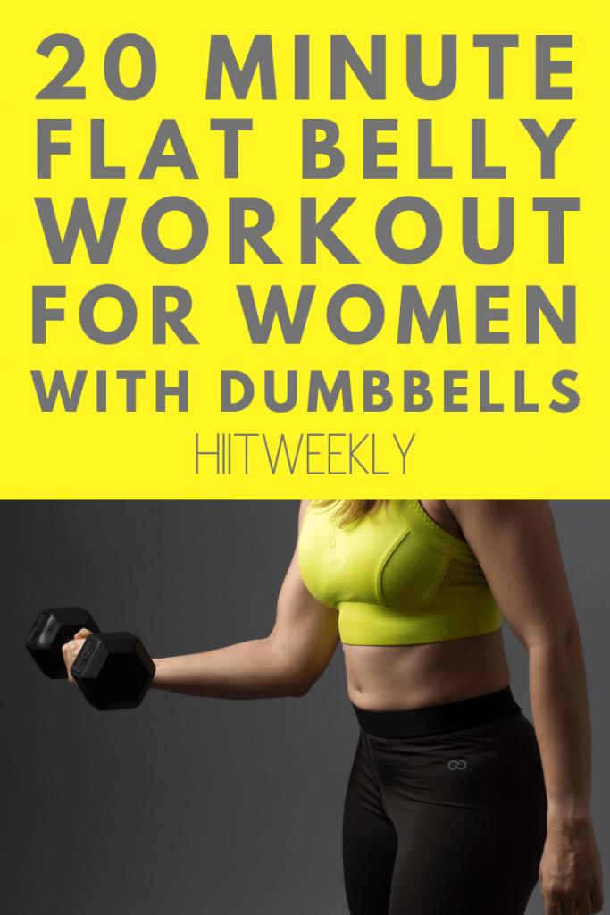 20 Minute Full Body Dumbbell Circuit For Women. Dumbbell Workout For Weight Loss. Full Body Dumbbell Workout For women