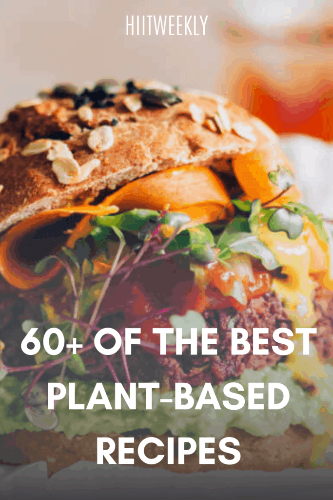 Make the switch to a plant-based diet easier with these healthy plant-based recipes any vegan would approve of. With over 60 plant-based recipes to chose from there should be a recipe that almost anyone can enjoy.