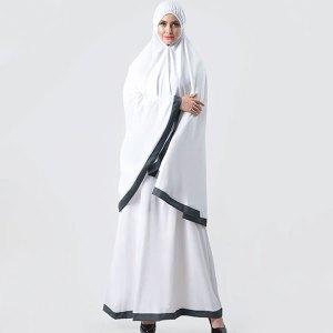 Women's Prayer Set – White