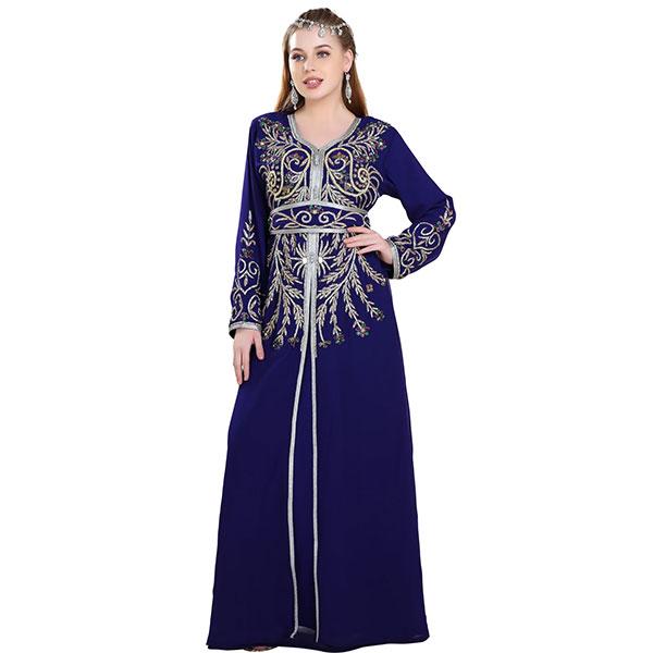 image - Turkish Dress Ladies Caftan Gown