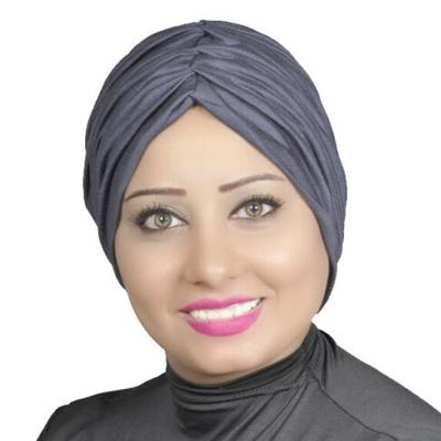Cotton Under scarf Cap NEW Hijab Shayla Muslim – Dark-Grey