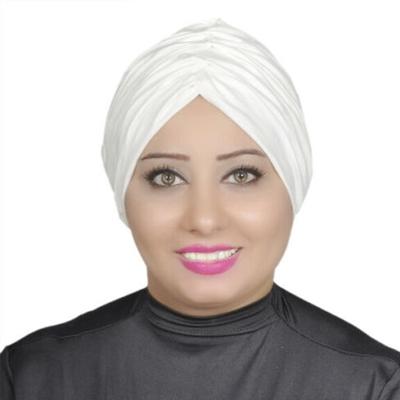 Cotton Under scarf Cap NEW Hijab Shayla Muslim – Off-white