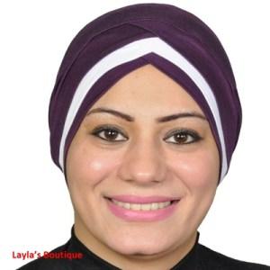 Women Turban Muslim Head Hijab Wrap Cover Cancer Chemo Cap Hats