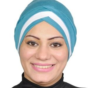 al amira hijab wholesale - Sky blue