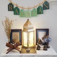 Ramadan and Eid decor  hijabimommy