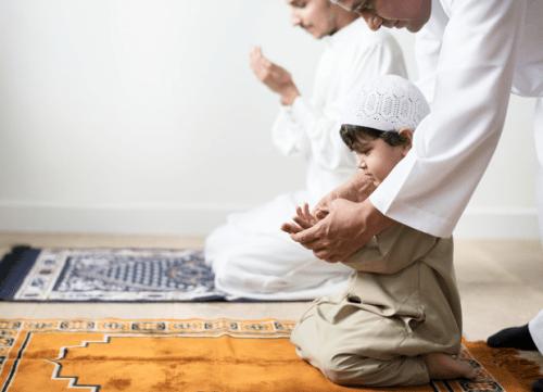 kekuatan doa adalah