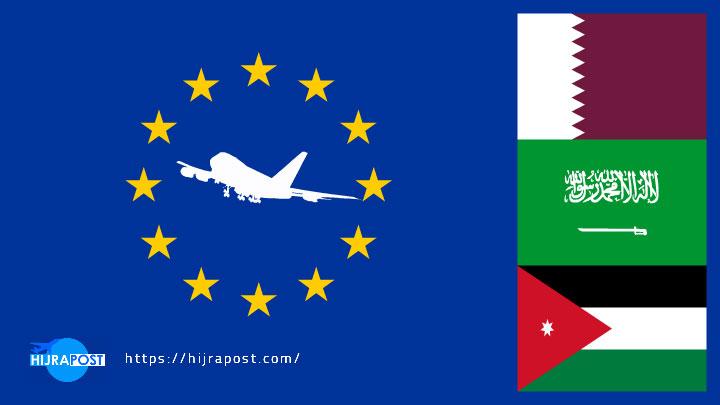 مواطنو-السعودية-وقطر-والأردن-يمكنهم-الآن-دخول-الاتحاد-الأوروبي