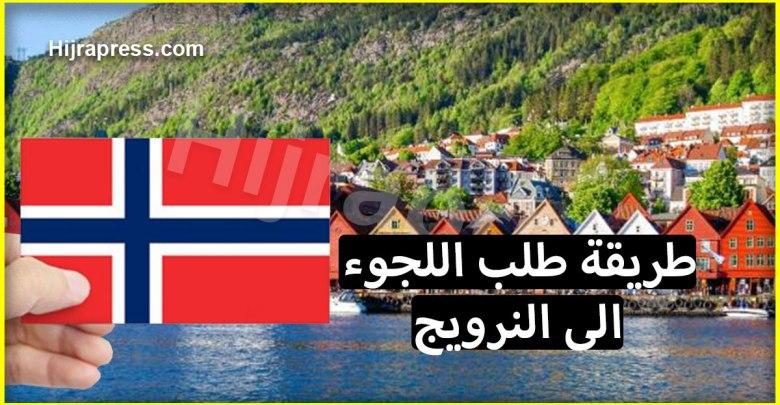 طريقة طلب اللجوء الى النرويج من الألف الى الياء