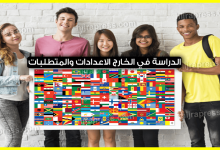 Photo of الدراسة في الخارج الاعدادات والمتطلبات
