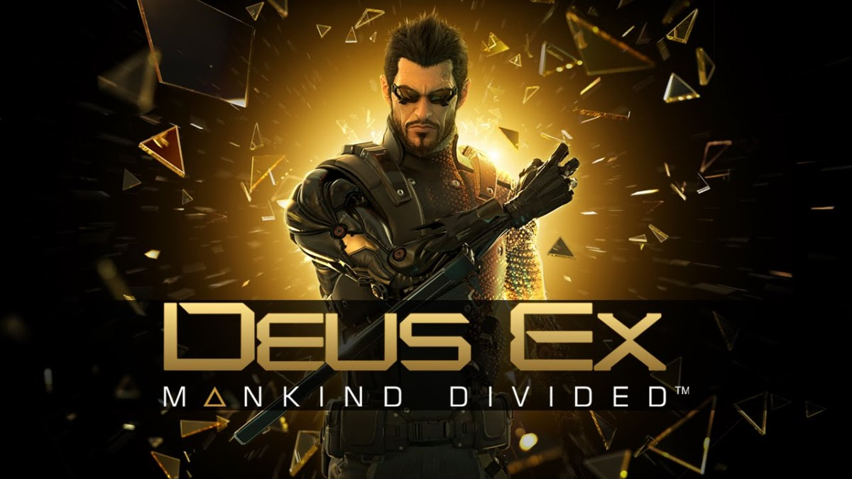 Eidos releases launch trailor for Deus Ex: Mankind Devided