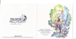 Final Fantasy Crystal Chronicles Echoes of Time OST [FLAC]