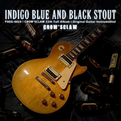 (C88) [2015.08.16] CROW'S CLAW - Indigo Blue And Stout Black (MP3) New