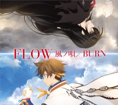 Kaze no Uta/BURN / FLOW