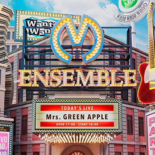 Mrs. GREEN APPLE – Ensemble