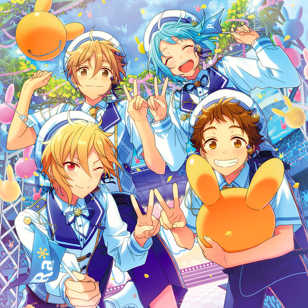 Ensemble Stars! Album Series Ra*bits