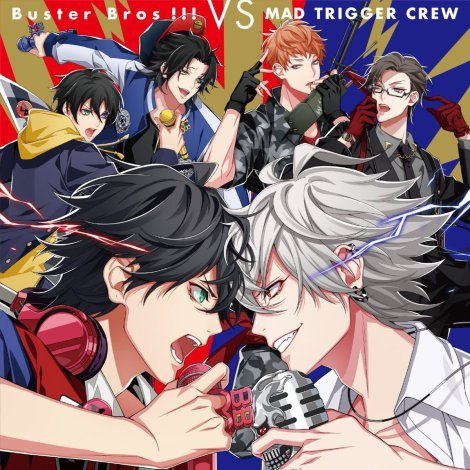 Hypnosis Mic Buster Bros!!! VS MAD TRIGGER CREW
