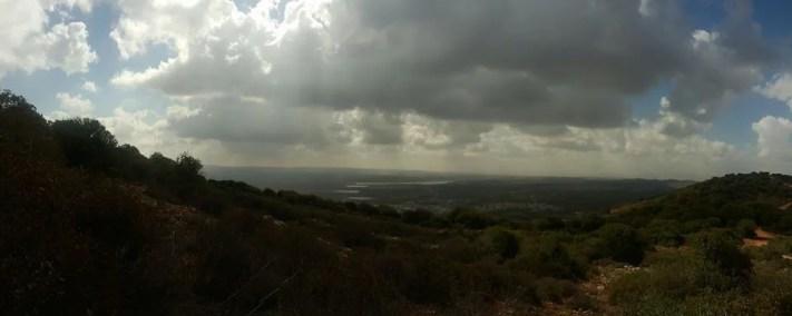 Winter atmosphere in the Galilee