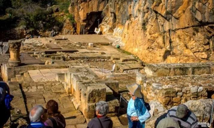 Banyas Archeological site