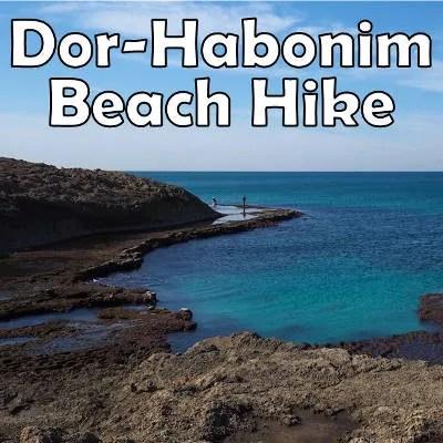 Dor Habonim Beach Hike