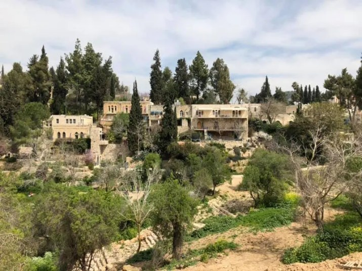 Ein Karem neighberhood, Jerusalem