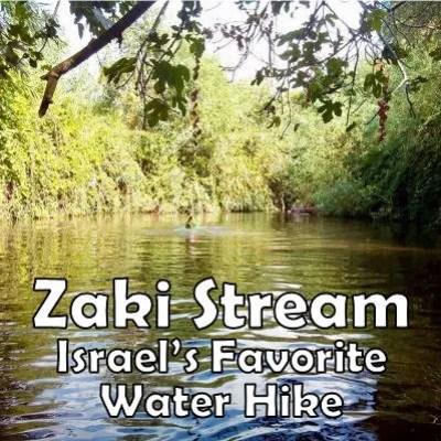 Zaki Stream Water Hike