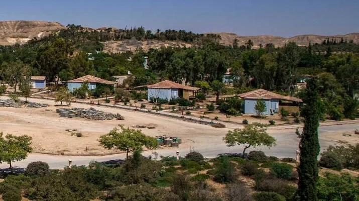 Desert Kibbutz