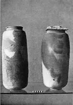 Jars where the dead sea scrolls where stored in