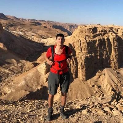 Inn to Inn hiking in Israel
