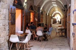Turkish Bazar in Akko