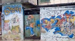 Some edgy street art.