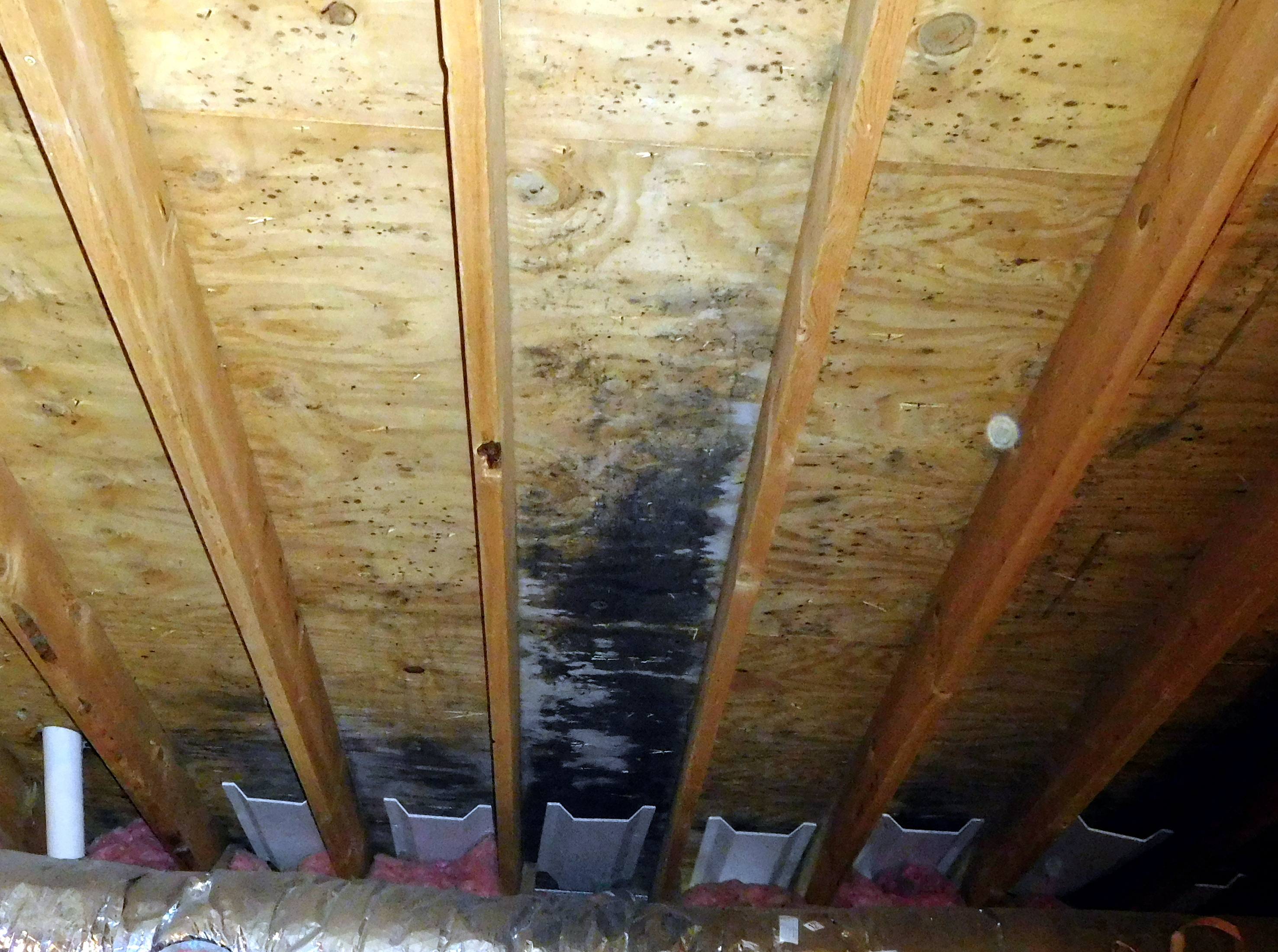 Bathroom Fan Vent Roof Or Soffit Image Of Bathroom And Closet