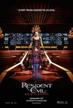 RESIDENT EVIL: THE FINAL CHAPTER / INSURGENCE