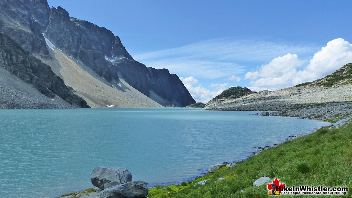 Wedgemount Lake in Garibaldi Park