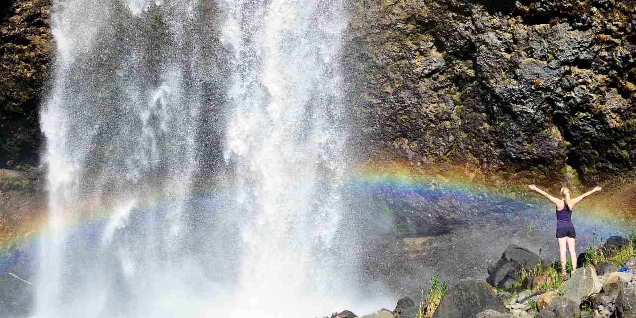 Moul Falls