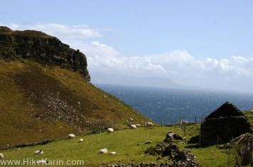 Richtung Carrigan Head