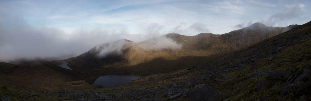 Across Coomloughra Glen
