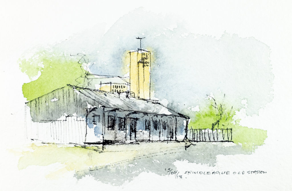 Drimoleague old station