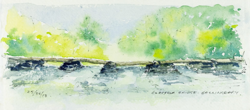 Clapper Bridge, Ballingeary