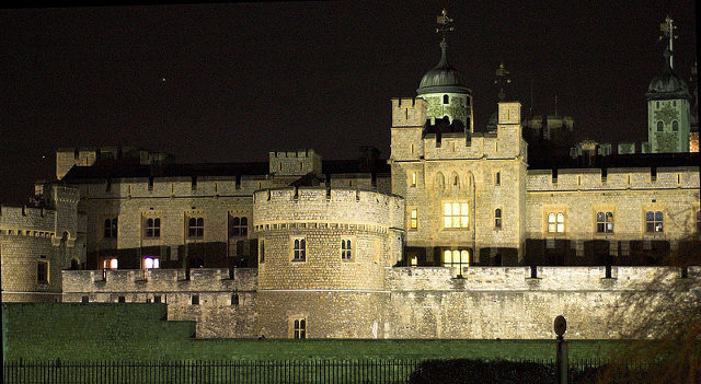 The Most Haunted Places in the World (5/6)