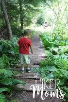 Hiker Moms Hiking Trail Lost Lake Resort Hood River ORegon 2
