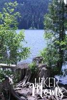 Hiker Moms Hiking Trail Lost Lake Resort Hood River ORegon 3