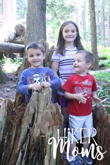 Hiker Moms Hiking Trail Lost Lake Resort Hood River ORegon 8