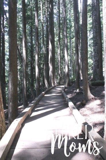 Hiker Moms Hiking Trail Lost Lake Resort Hood River ORegon 9
