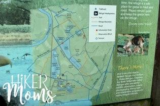 Rail Trail Ankeny Wildlife Refuge South Salem Oregon Map Wildlife Refuge Hiker Moms Hike Hiking Adventure