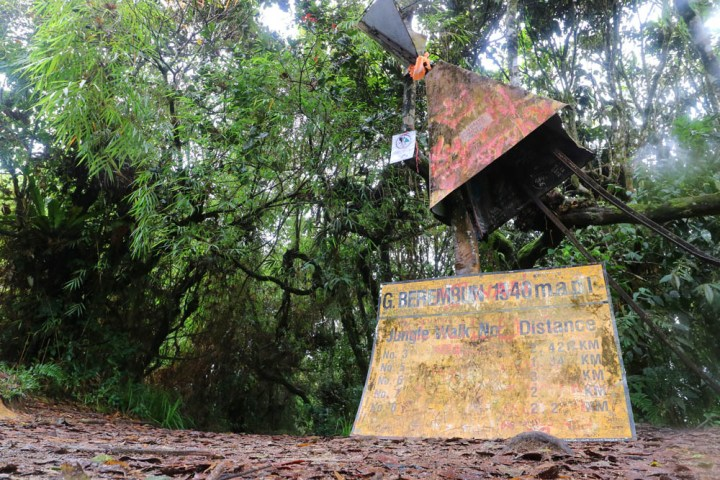 Gunung Berembum - Share My Hikes