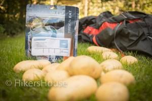 Outdoormaaltijd of aardappelen